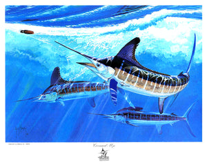 """Covered Up"" by Guy Harvey"