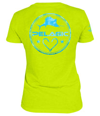 Ladies Pelagic V Neck T
