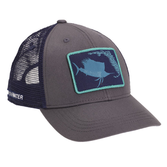 RepYourWater Sailfish Hat