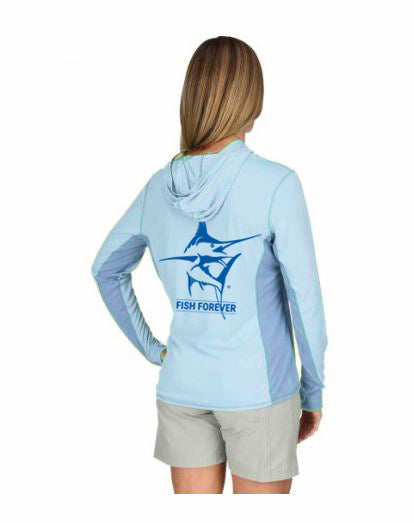 Women's Simms Long-Sleeved UV Hoodie