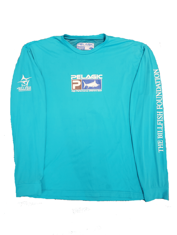 Pelagic Long-Sleeved Performance UV