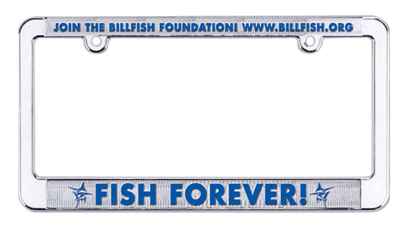 TBF License Plate Frames