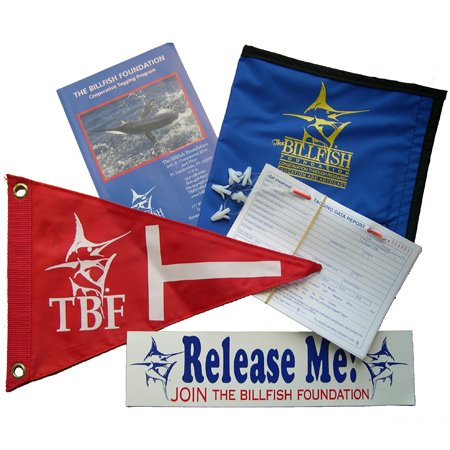 Billfish Tagging Kits