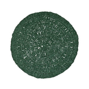 Set de table rond vert - Pomax