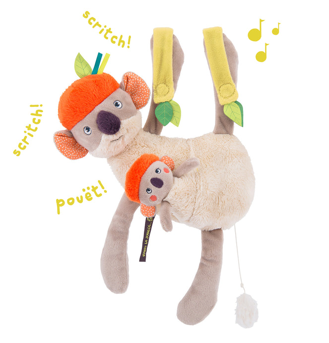 Koala musical à suspendre  Dans la Jungle - Moulin Roty