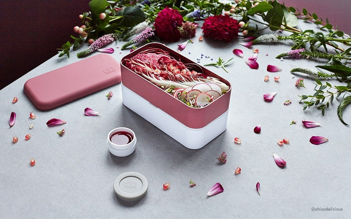 Lunch Box MB Original Rose Blush - Monbento