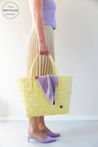 Cabas Paris Shopper Lemon - Handed By