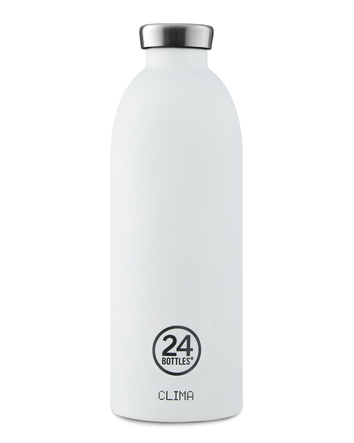 Bouteilles en inox isothermes Clima 850 ml - 24Bottles