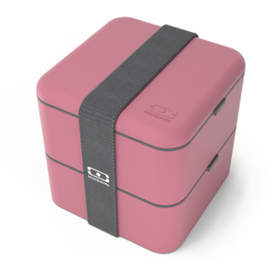 Lunch Box MB Square rose Blush - Monbento