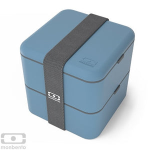 Lunch Box MB Square Denim - Monbento