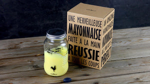 Shaker à Mayonnaise facile - Cookut