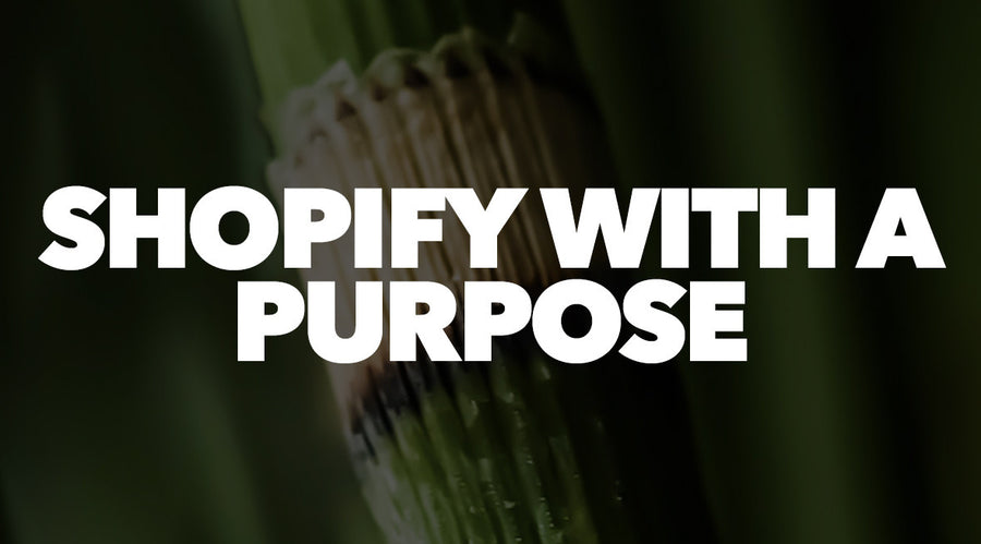 Shopify With a Purpose
