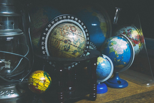 globes selling abroad