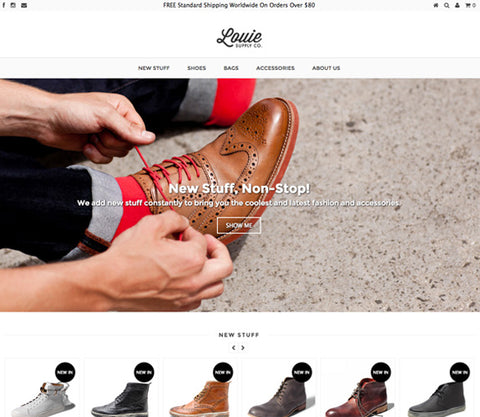 Stores we love that use the Testament Shopify Theme