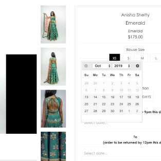 Add a delivery date picker to my store Shopify theme