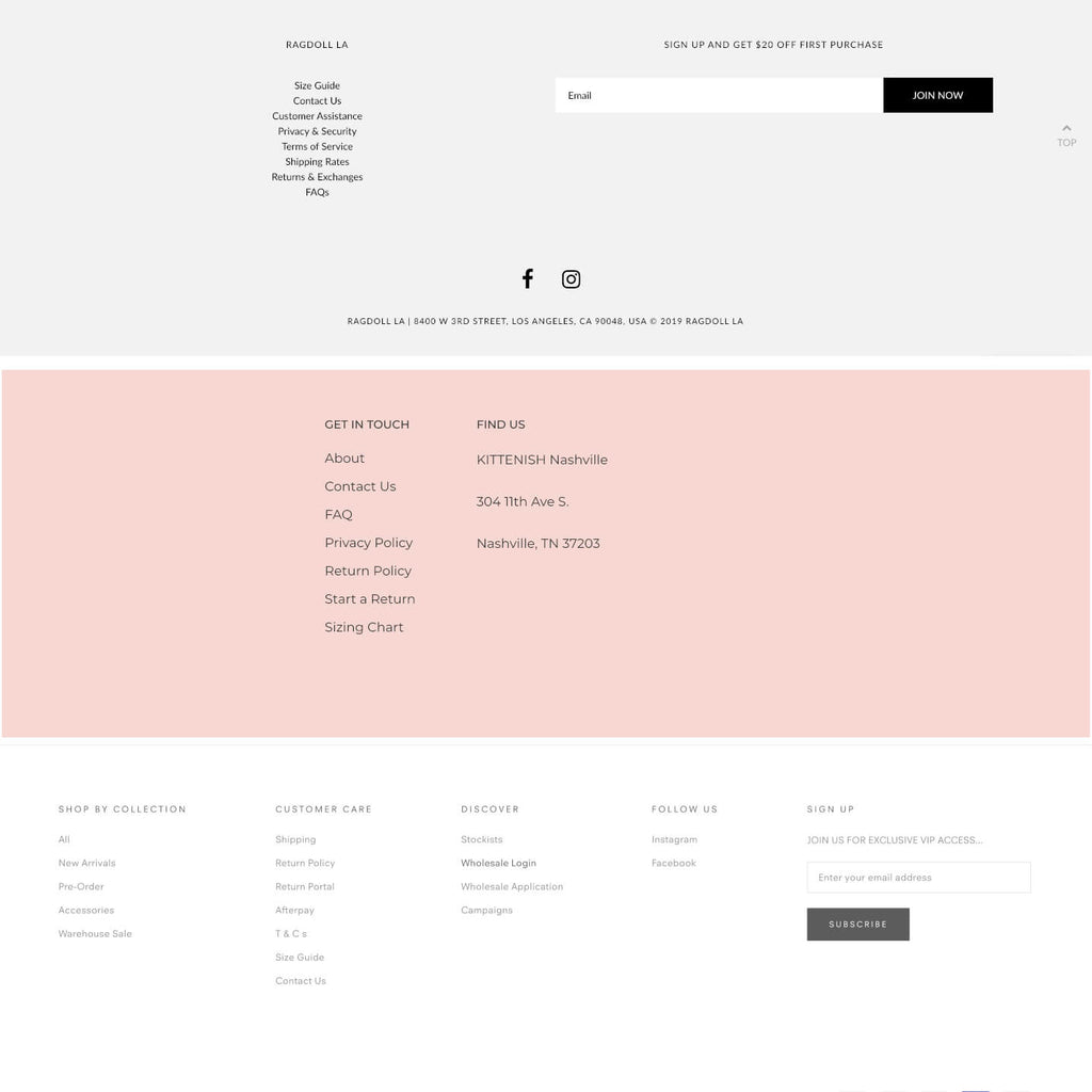 Change the design of my stores footer Shopify theme