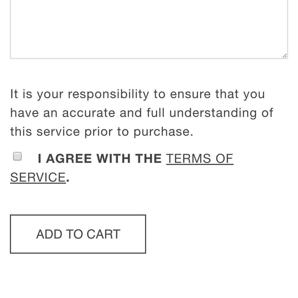 Add a terms and conditions checkbox to my store Shopify theme