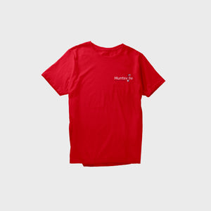 Moon Shots T-Shirt: Red