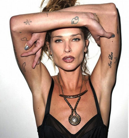 Jewelery - Low Luv By Erin Wasson - Stone Lava Pendant Necklace