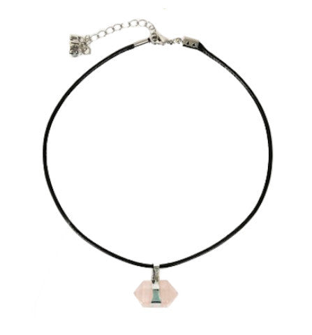 Jewelery - Rose Quartz Nugget Choker