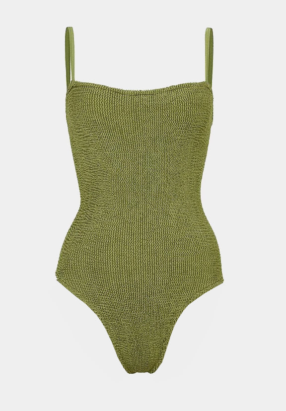 Hunza G - Maria One Piece - Luxe Cartel