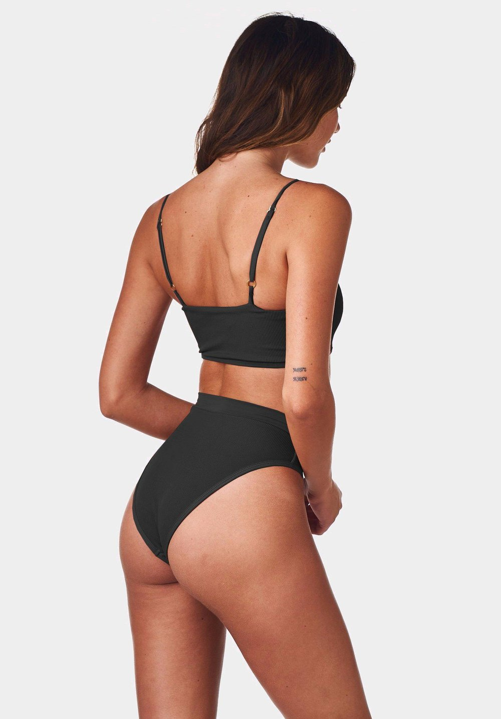 L Space - Rebel Top x Frenchi Bottom Bikini - Luxe Cartel