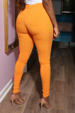 Sassy Pants [Orange] S-2x