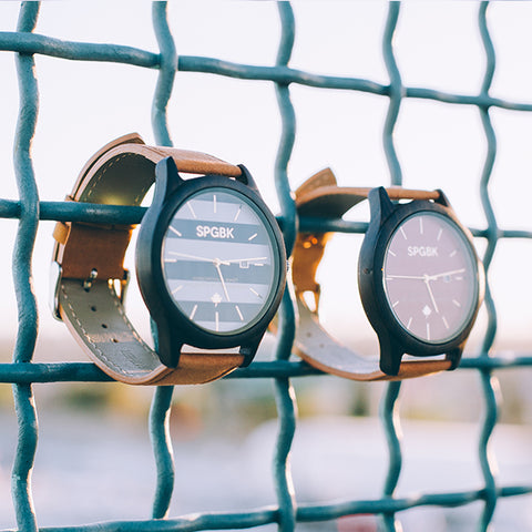 SPGBK Leather Strap Collection - The Best Minimalist Watch of 2015