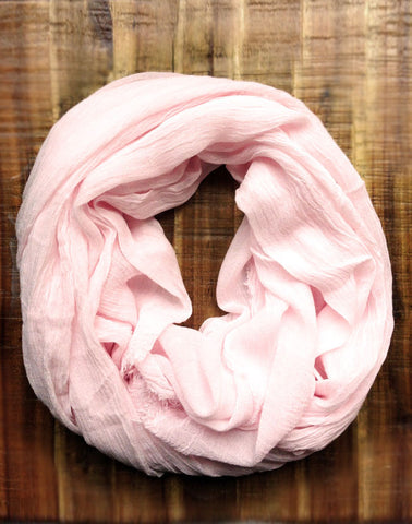 Cherry Blossom Pink - Italian Scarf