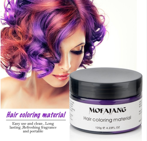 GLAM WAX (TEMP HAIR DYE)