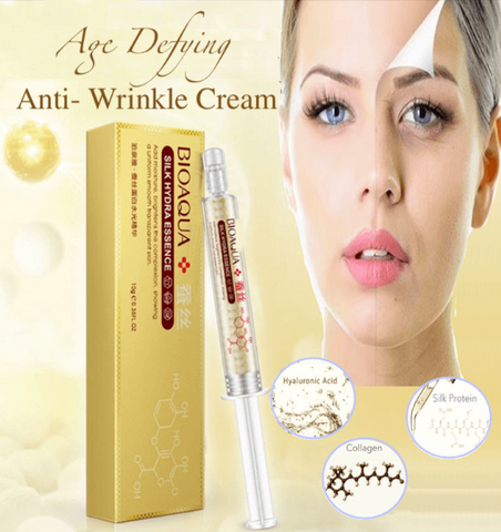 Image of Luxury 24K Gold Anti Wrinkle Essence