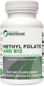 Methyl Folate and B12