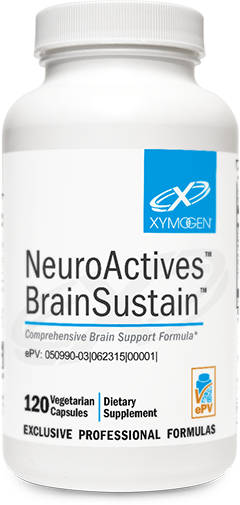 NeuroActives Brain Sustain 120 Tabs