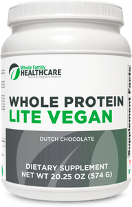 Whole Protein Lite Vegan Chocolate