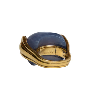 MAXFIELD PRIVATE COLLECTION | VINTAGE CARTIER CHALCEDONY RING