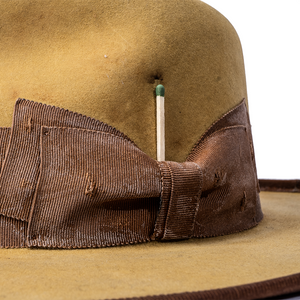 NICK FOUQUET | CLEMATIS WW FELT HAT