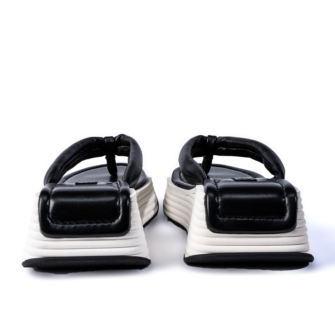 GIVENCHY | KYOTO PLATFORM THONG SANDALS
