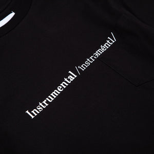 THE SOLOIST | LONG SLEEVE INSTRUMENTAL T-SHIRT