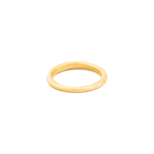 ELI HALILI | ORGANIC .21CT DIAMOND 22K RING