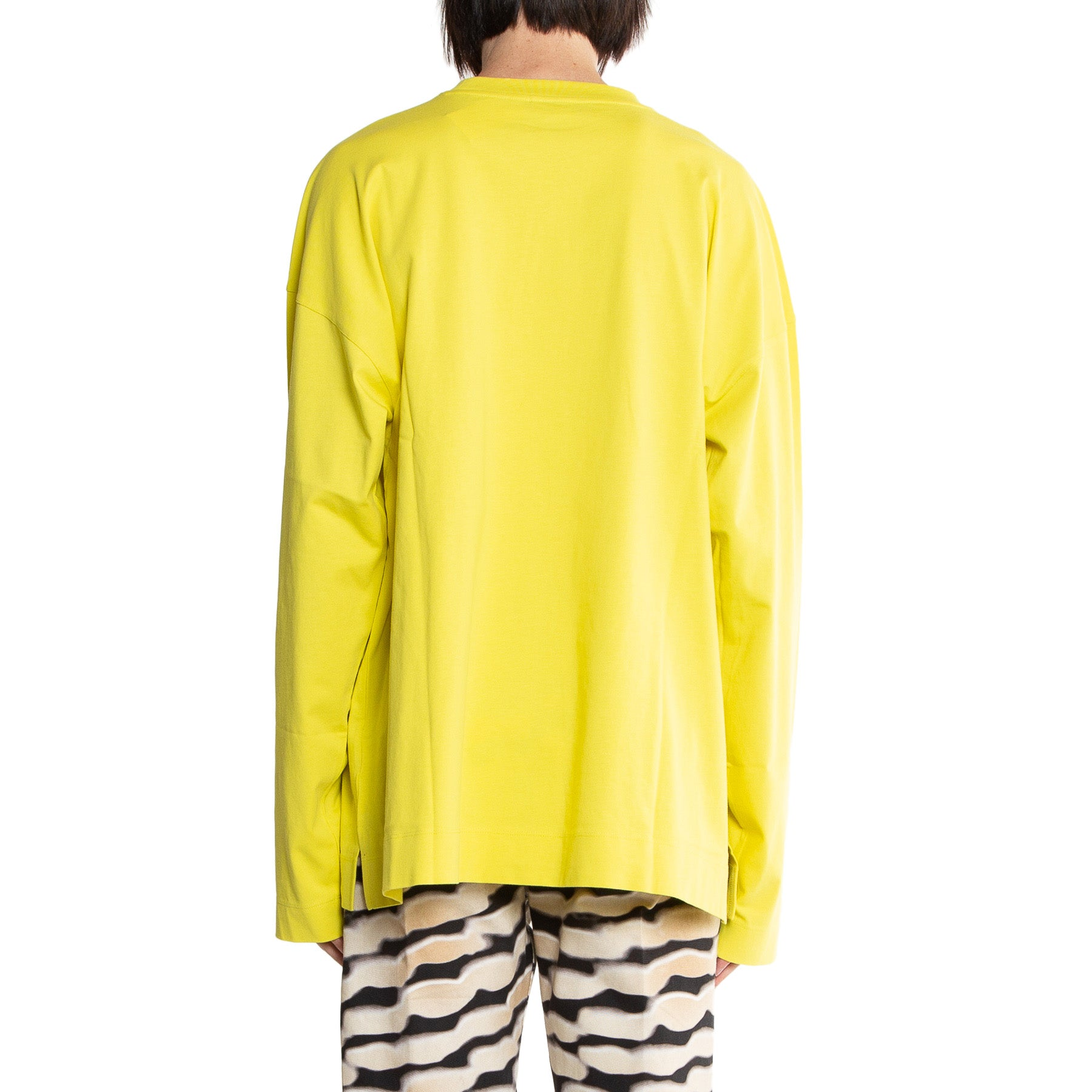 DRIES VAN NOTEN | HELAND LONG SLEEVE TEE