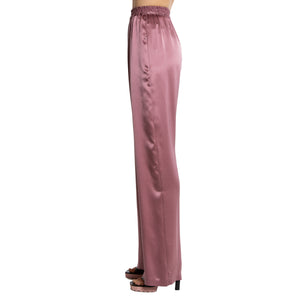 SABLYN | PENELOPE ROSE SILK PANTS
