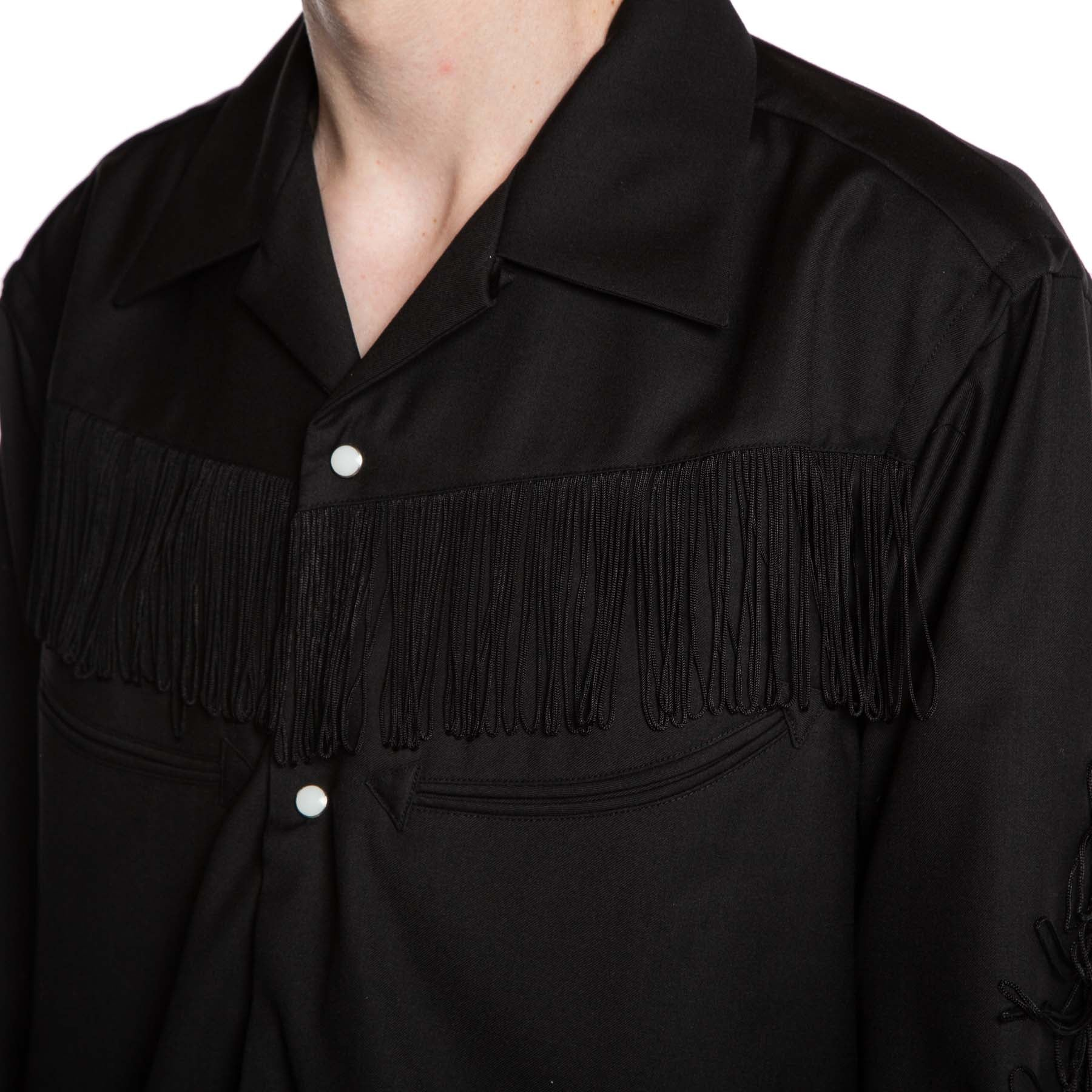 NEEDLES | FRINGE COWBOY SHIRT