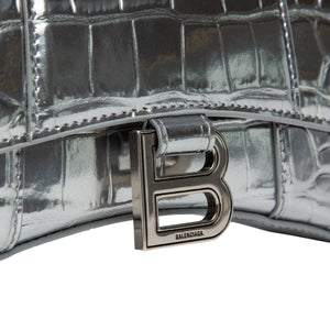BALENCIAGA | XS HOURGLASS TOP HANDLE BAG