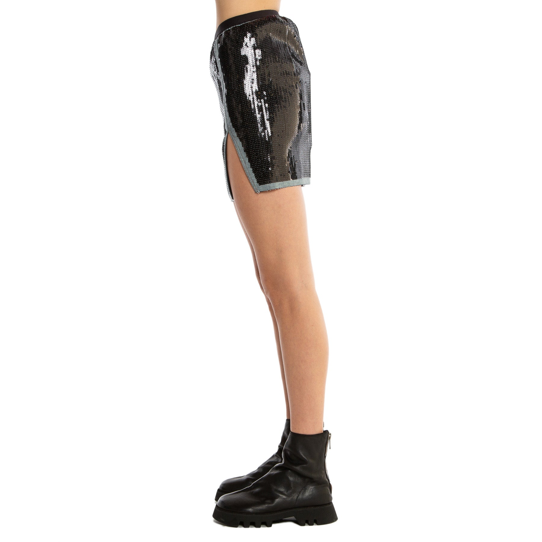 RICK OWENS | SEQUIN MINI SKIRT