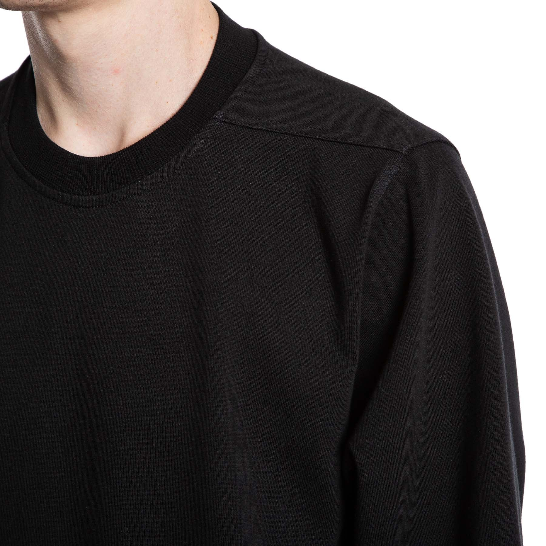 RICK OWENS | OVERSIZED SHORT SLEEVE  TEE
