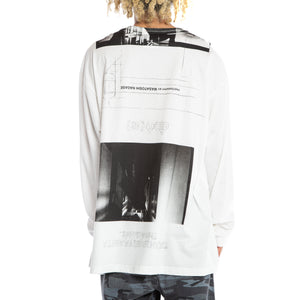 SOLOIST | CREDIT ROLL OVERSIZE LONG SLEEVE TEE