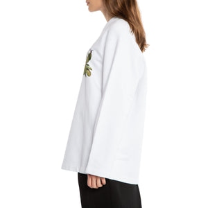 OFF-WHITE | BOTANICAL ARROW PRINT SWEATSHIRT