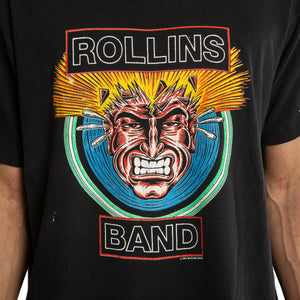KELLY COLE | 1992 HENRY ROLLINS TEE