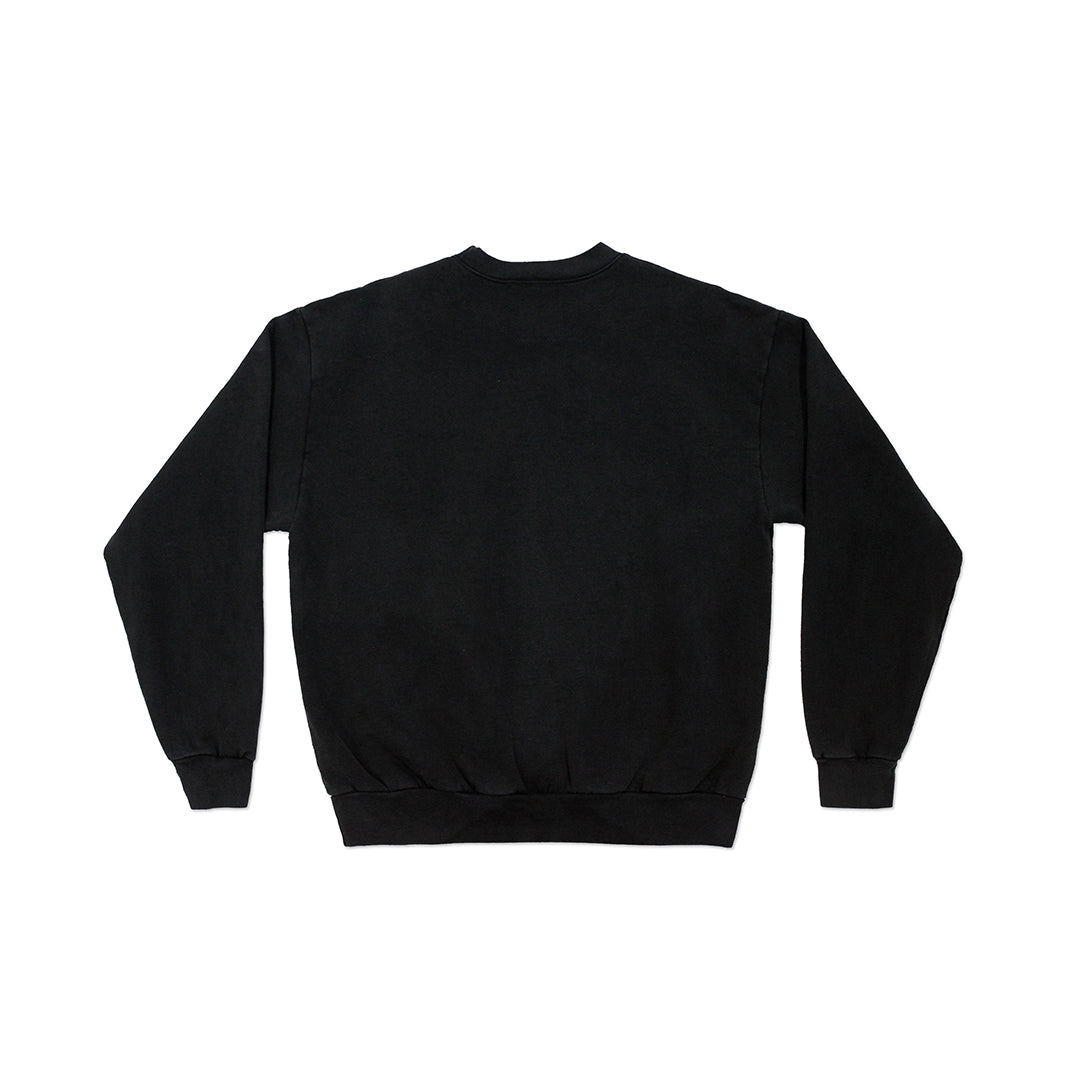LOCAL AUTHORITY | LA SLASH CREWNECK FLEECE