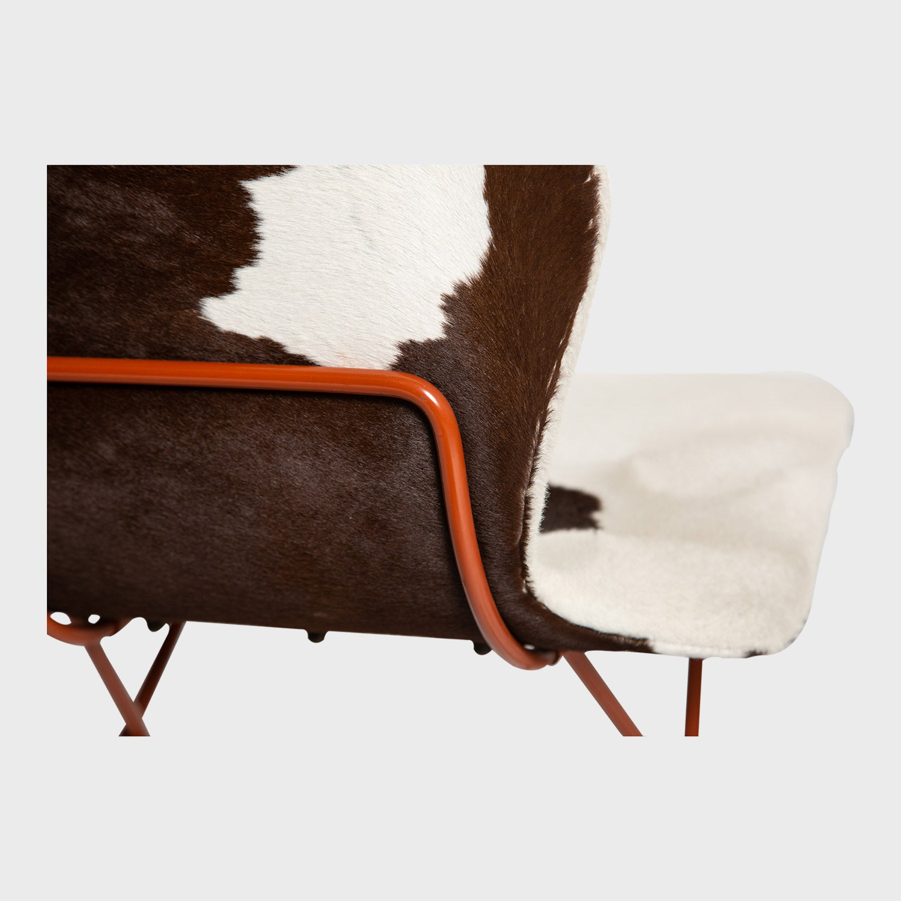 MAXFIELD PRIVATE COLLECTION | PAULIN COWHIDE CHAIRS